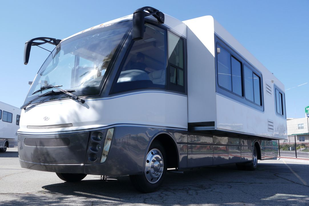 Geht's nicht, gibt's nicht! Bei diesen RVs (recreational vehicles) handelt es sich nicht um gewöhnliche Mobile, sondern um Kuriositäten bis hin zu k... - Bildquelle: 2012, The Travel Channel, L.L.C. All Rights Reserved.