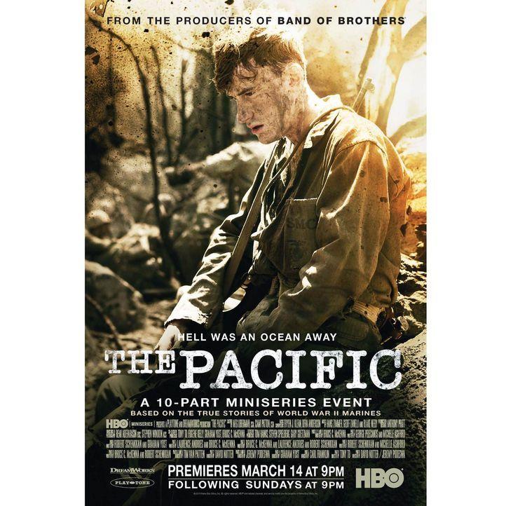 Im Dezember 1941 überfällt Japan den Stützpunkt der US-Pazifikflotte auf Pearl Harbor, und innerhalb von vier Monaten haben japanische Truppen ganz... - Bildquelle: Home Box Office Inc. All Rights Reserved.