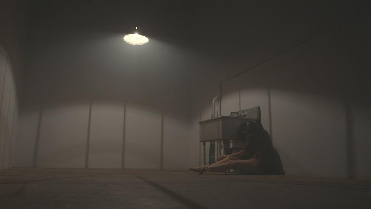 Eine junge Frau bangt um ihr Leben: Wird die entführte Dalene Carlson ihrem Peiniger entkommen können? - Bildquelle: LMNO Cable Group