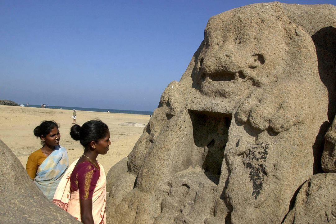 Am 26. Dezember 2004 ereignete sich eines der größten jemals registrierten Erdbeben. Der enorme Zittern verursachte Tsunamis auf der ganzen Welt, ei... - Bildquelle: Associated Press