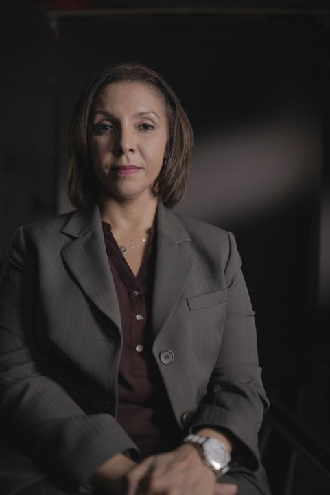 Maj. Rosanna Cordero-Stutz - Bildquelle: Cineflix 2017