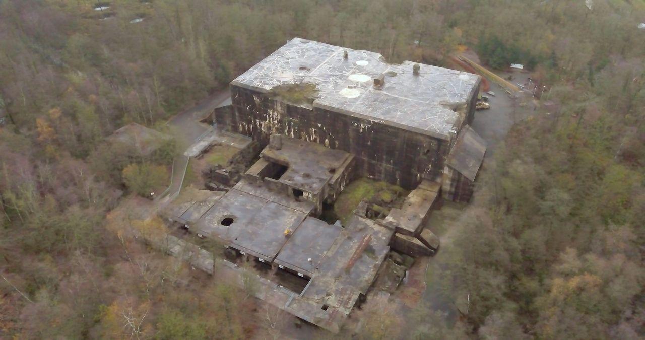 Das Blockhaus von Éperlecques - Bildquelle: Licensed by DCD Rights Ltd.
