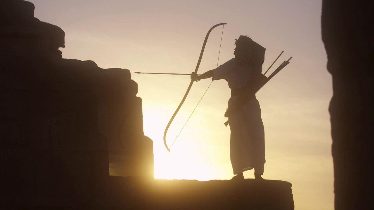 Obwohl die Grabstätte des altägyptischen Königs Tutanchamun vor vielen Jahrz... - Bildquelle: 2018, The Travel Channel, LLC. All Rights Reserved.