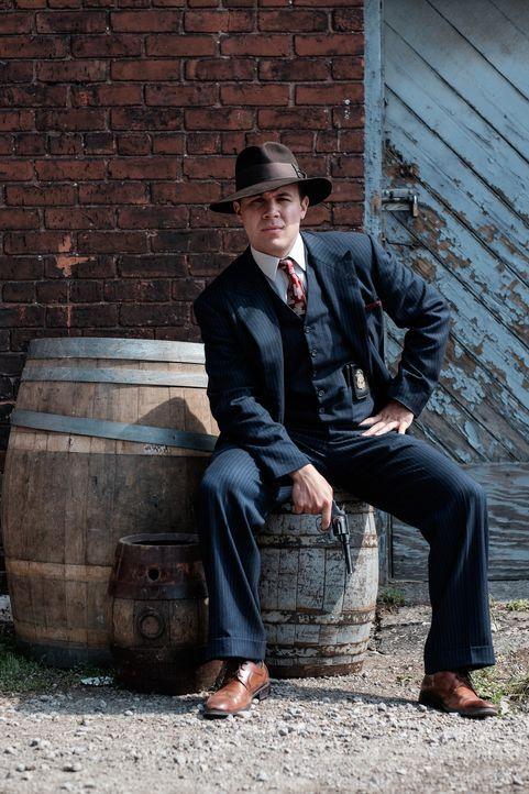 """Der junge Polizist Delf """"Jelly"""" Bryce (Anthony Lamanna) hat es sich zur Aufgabe gemacht, die Straßen von Oklahoma City von den Autodieben zu befreie... - Bildquelle: Darren Goldstein Cineflix 2015"""