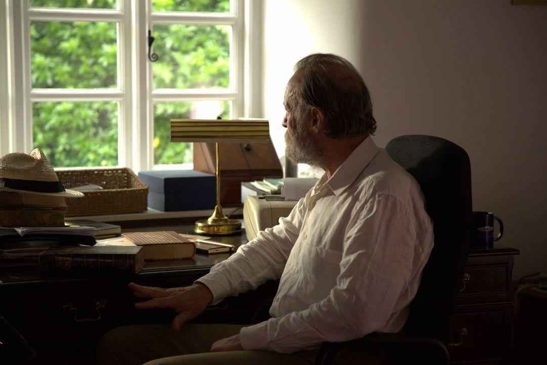 Er glaubt, das Unmögliche erreicht zu haben: Der Ire Tim Wallace Murphy (Foto) behauptet, endlich den wahren Heiligen Gral gefunden zu haben. Doch w... - Bildquelle: MMXIV WORLD MEDIA RIGHTS LIMITED