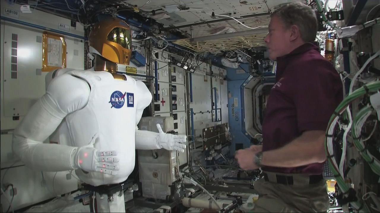 Welche Auswirkungen hat die fortwährende Entwicklung der Roboter auf unser Miteinander? Und wäre es möglich, dass die Ambition des Menschen, ein (op... - Bildquelle: NASA