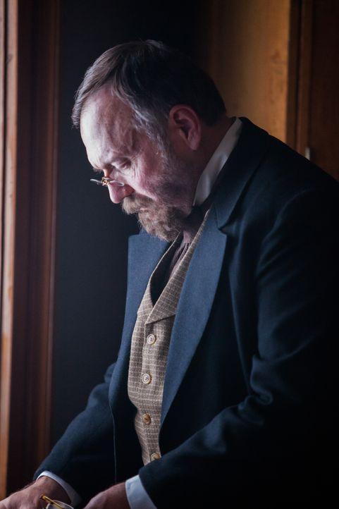Nach dem ungarisch-amerikanischen Journalisten, Herausgeber und Zeitungsverleger Joseph Pulitzer (Foto) wurde der renommierte Journalisten- und Medi... - Bildquelle: John Frazer FRAZERS PHOTOGRAPHY