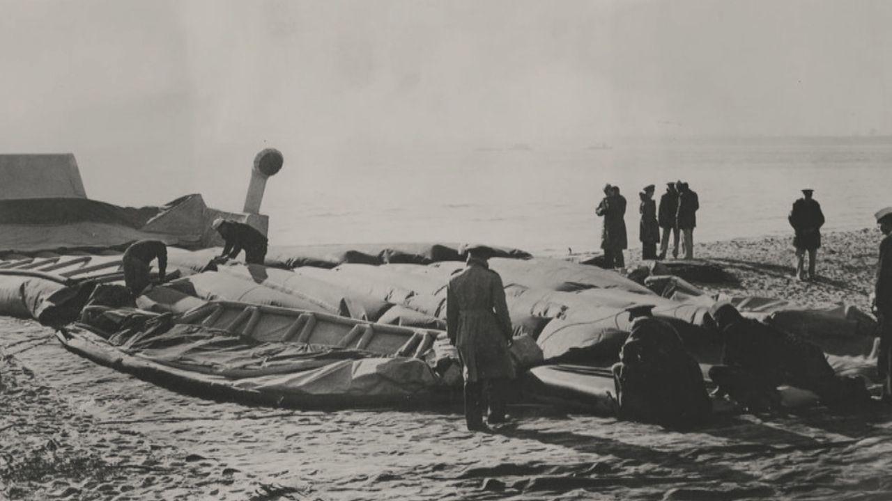 Die Landung der Alliierten im Juni 1944 markiert den entscheidenden Schritt zur Befreiung von der Nazi-Herrschaft. Doch wie war das bis heute größte... - Bildquelle: Vivendi Content and Lets Pix Productions