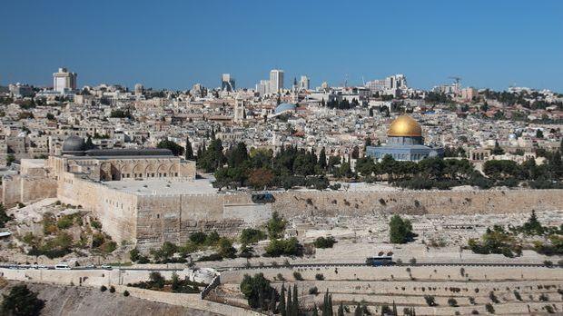 Jerusalem - die heilige Stadt