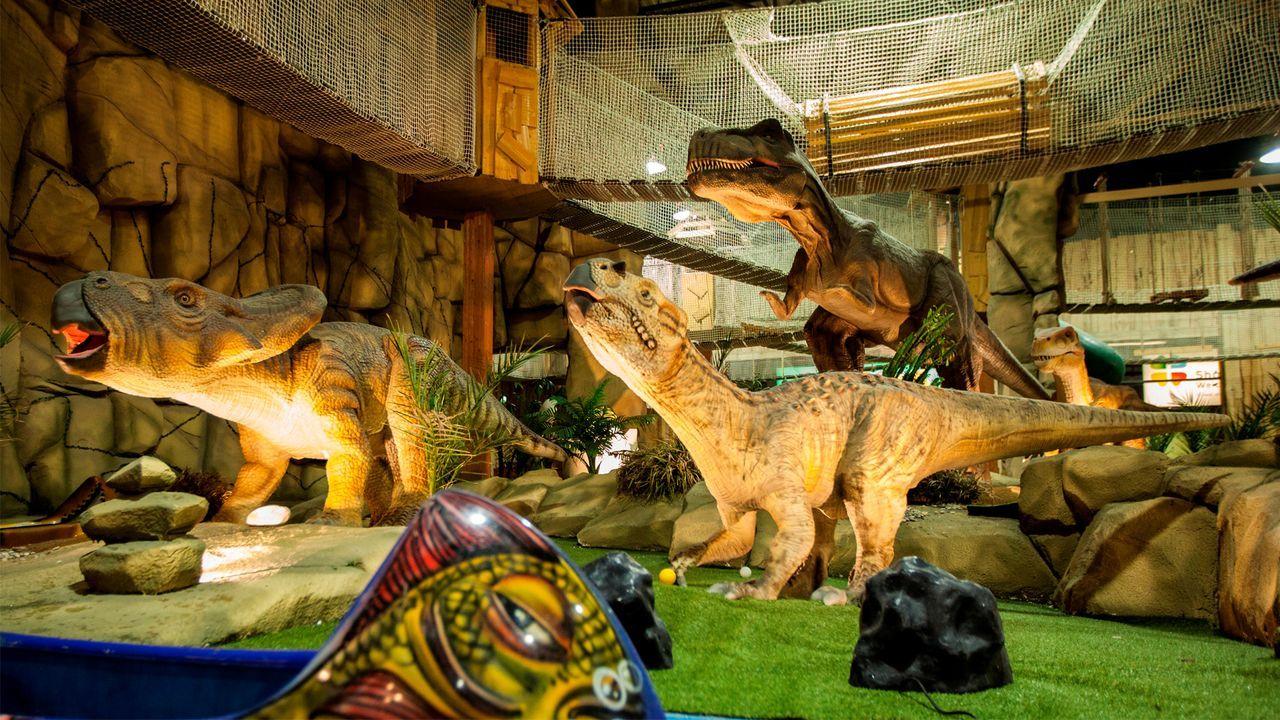 Dino World Weiterstadt