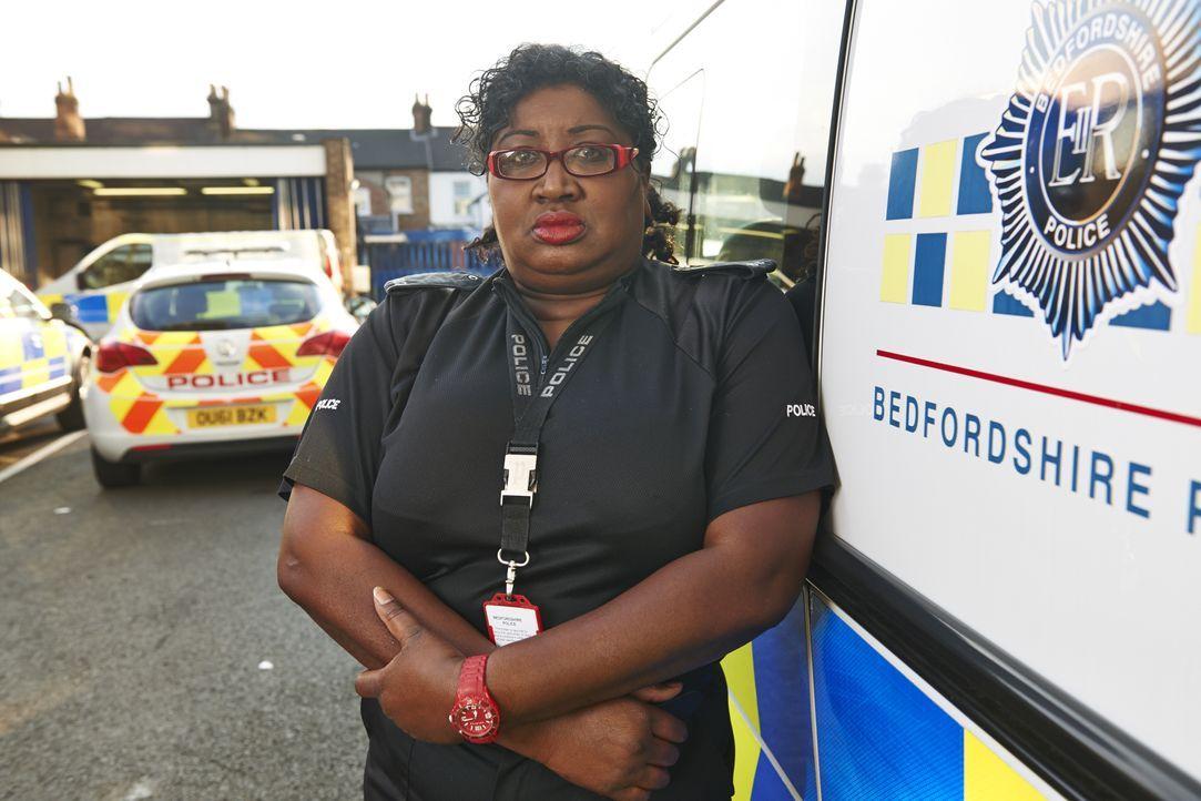 Polizeiinspektor Cheryldeen Liversidge - Bildquelle: Adam Lawrence 2014