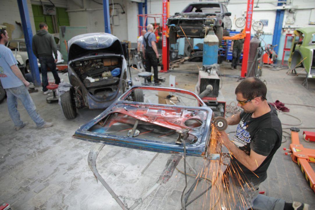 VW Käfer - Bildquelle: 2012 NGC Network International, LLC All Rights Reserved