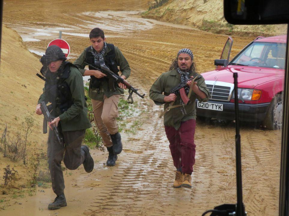 Das Ende Abu Jihads - Bildquelle: WMR