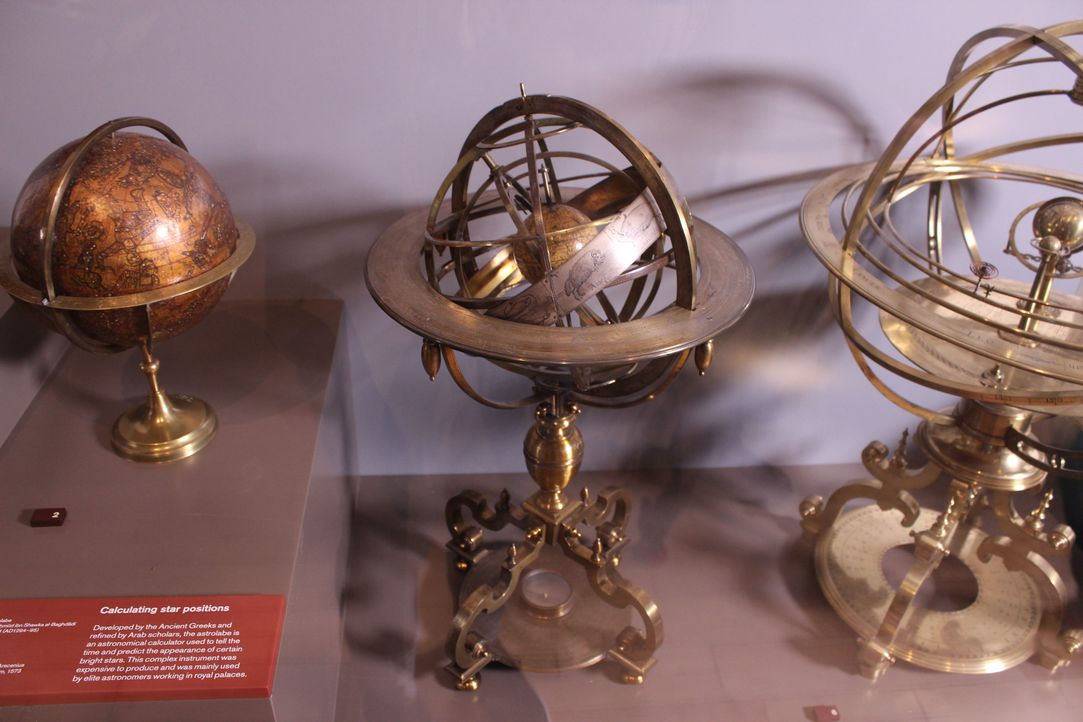 Die Museen der USA beherbergen Schätze der Vergangenheit. Nicht selten sind ... - Bildquelle: 2018, The Travel Channel, LLC. All Rights Reserved.