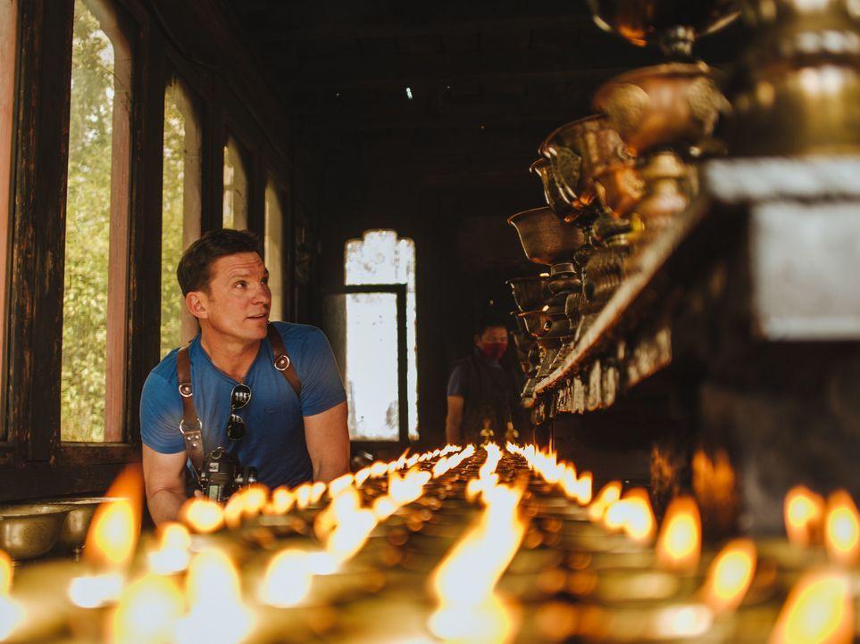 Das kleine Königreich Bhutan im Himalaya ist das Zuhause der glücklichsten Menschen der Welt. Bill Weir reist dorthin, um herauszufinden, wie lange... - Bildquelle: Philip Bloom 2016 Cable News Network. A Time Warner Company. All Rights Reserved.