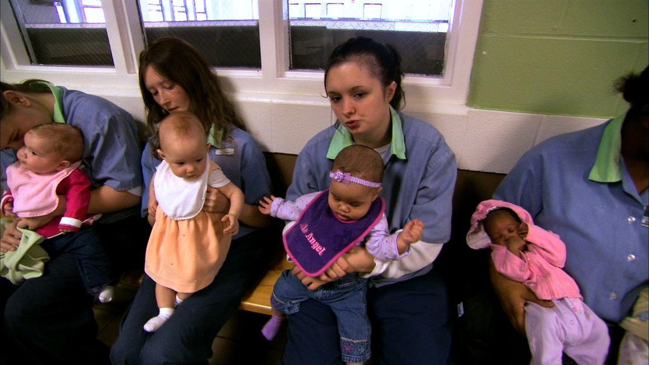 Im Ohio Reformatory für Frauen können Mütter mit ihren Kindern zusammenleben ... - Bildquelle: 2010 NGC Network US, LLC All Rights Reserved