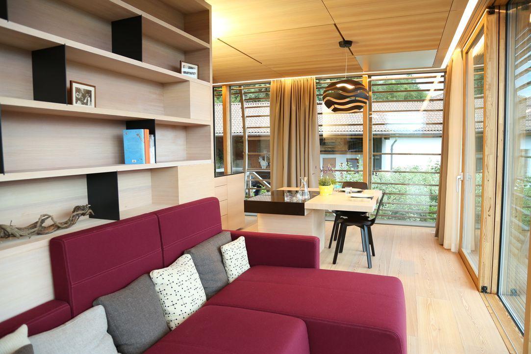Blasen-Palast und Flaschen-Haus - Bildquelle: 2012, HGTV/Scripps Networks, LLC. All Rights Reserved