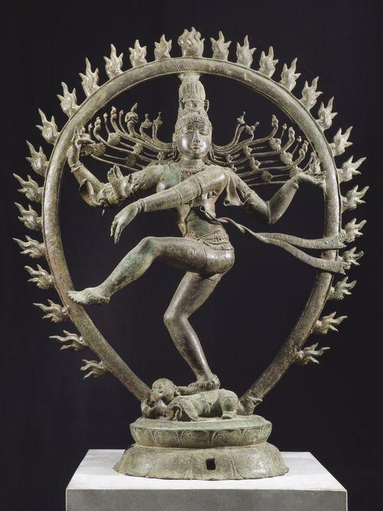 Die Macht Shivas - Bildquelle: Getty Images/DeAgostini