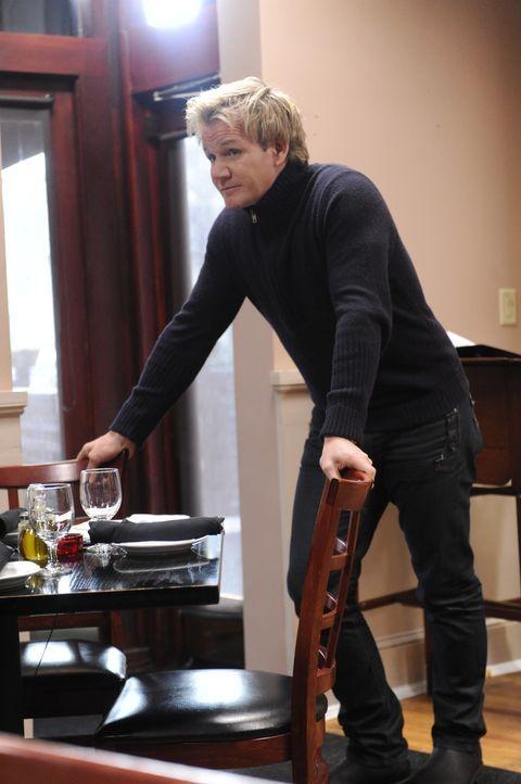 Das Café Tavolini stellt sich als schwerer Fall für Gordon Ramsay heraus ... - Bildquelle: Fox Broadcasting.  All rights reserved.
