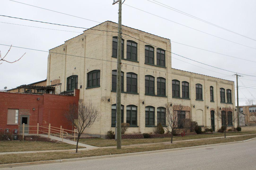 Brauerei und Wasserspeicher - Bildquelle: 2013, HGTV/Scripps Networks, LLC. All Rights Reserved.