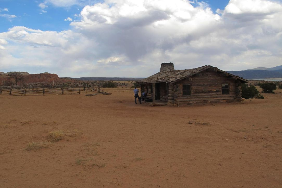 Seine Reise bringt Koch Anthony Bourdain nach New Mexico - dort wartet eine spannende Zeit auf ihn ... - Bildquelle: 2013 Cable News Network, Inc. A TimeWarner Company. All rights reserved.