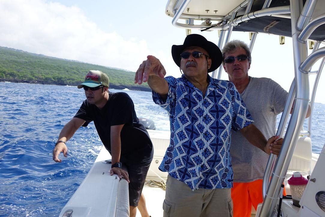 Das Glück scheint perfekt, als Brittany auf Hawaii Bo kennenlernt und sich die beiden ineinander verlieben. Doch dann passiert beim gemeinsamen Camp... - Bildquelle: Alvaro Acosta Cineflix 2014
