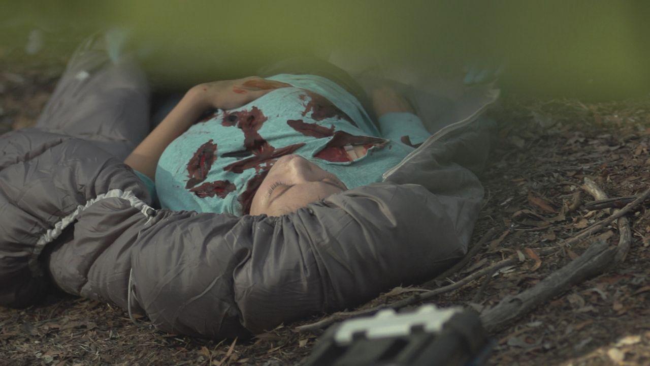 Die junge Frau, die Mutter von vier Kindern war, wurde mit mehr als 30 Stichen getötet und schließlich in einem Schlafsack wie Müll entsorgt ... - Bildquelle: LMNO Cable Group