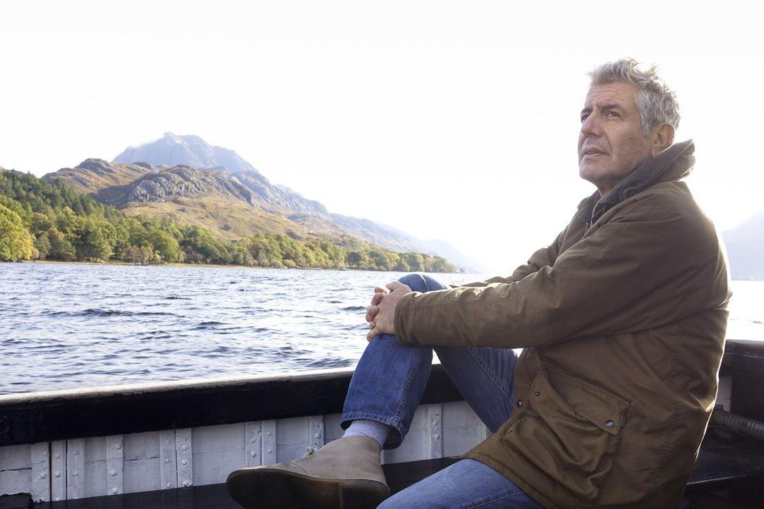 Anthony Bourdain reist nach Schottland und geht dort auf kulinarische Entdeckungstour .... - Bildquelle: 2015 Cable News Network, Inc. A TimeWarner Company All rights reserved