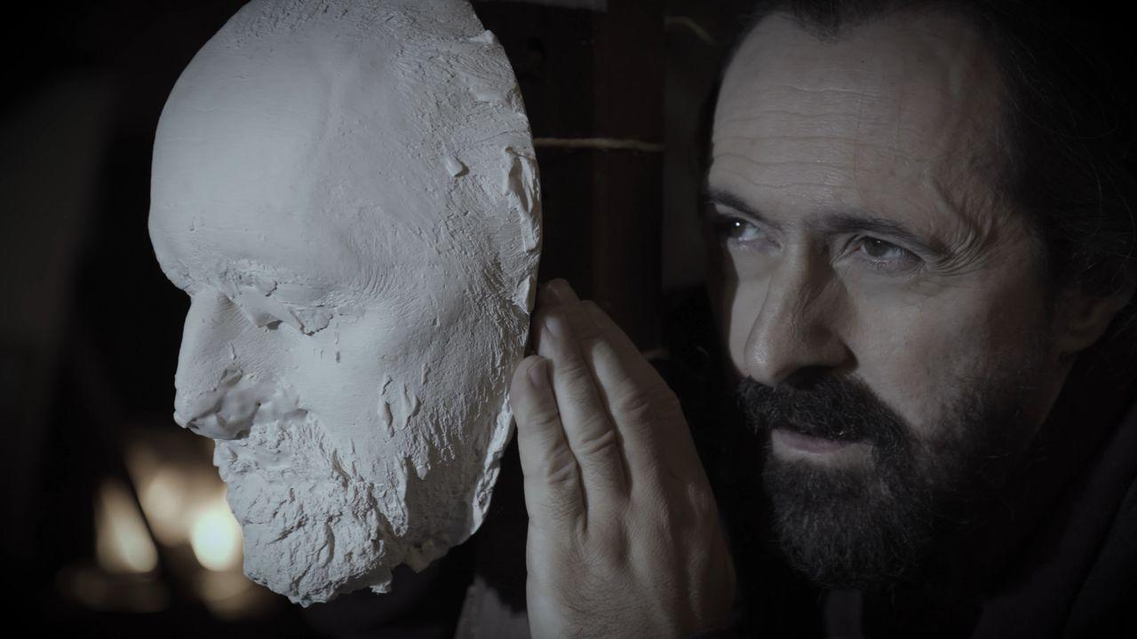 Das Turiner Grabtuch soll das Abbild von Jesus' gekreuzigtem Körper zeigen u... - Bildquelle: Like A Shot Entertainment Ltd.