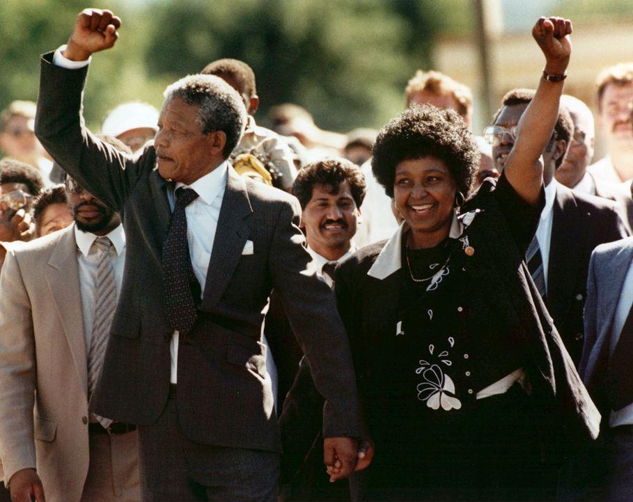 Mandelas Weg in die Freiheit - Bildquelle: Touchdown Films