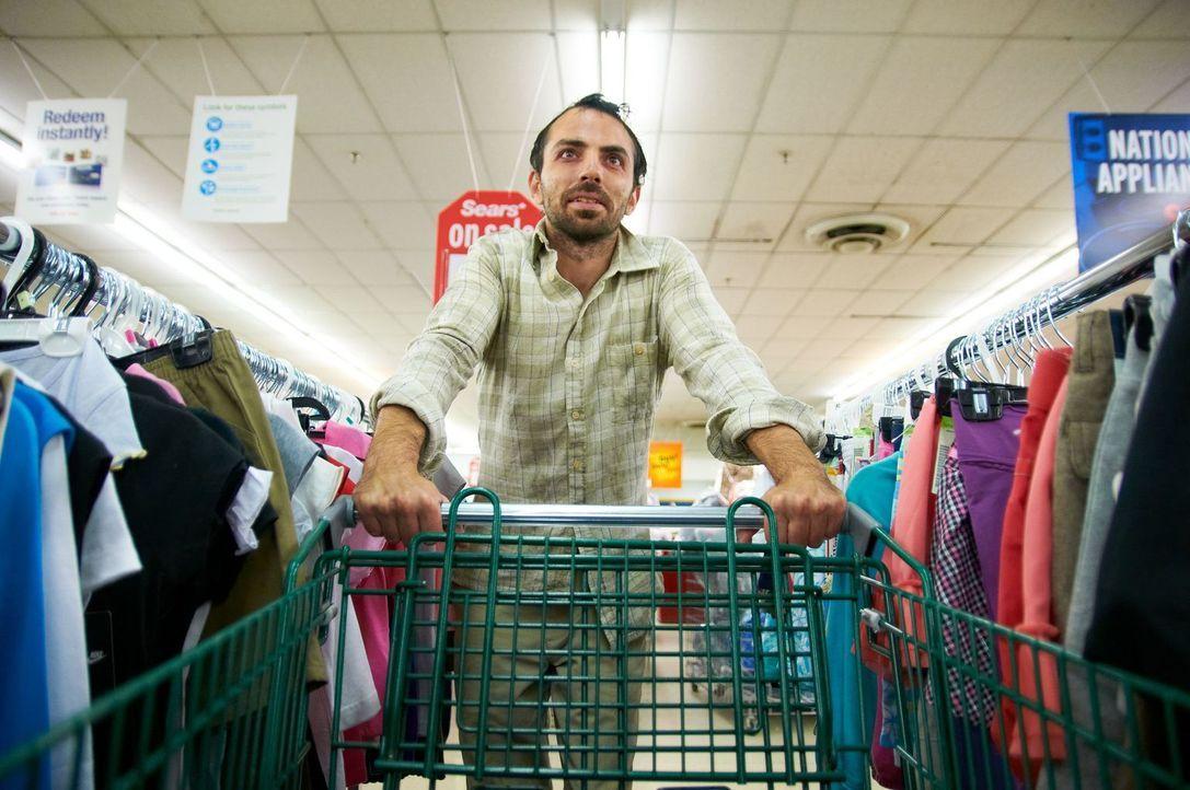 Hat Ottis Toole (Amiel Beausoliel) etwas mit dem Verschwinden des sechsjährigen Adam Walsh zu tun? - Bildquelle: Steven Lungley Cineflix 2011