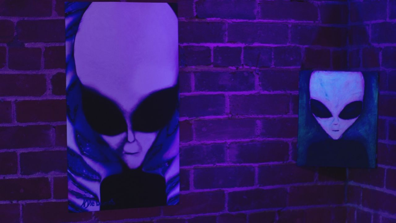 Aliens - Bildquelle: A&E Networks