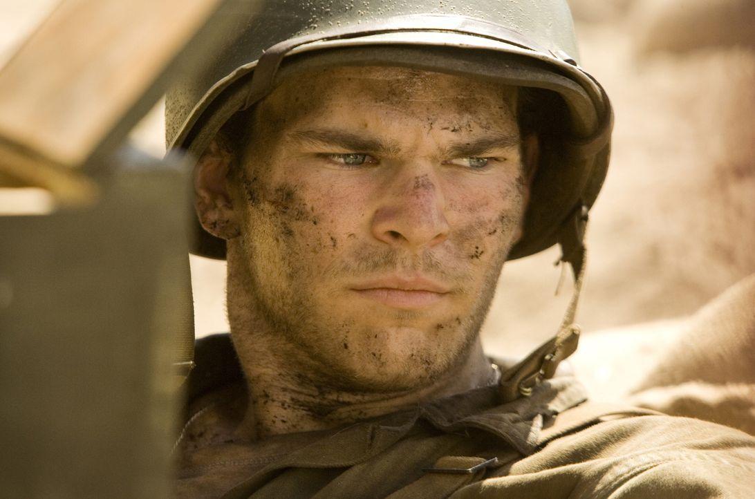 Lernt die brutale Fratze des Krieges kennen und fürchten: Chuckler (Josh Helman) ... - Bildquelle: Home Box Office Inc. All Rights Reserved.