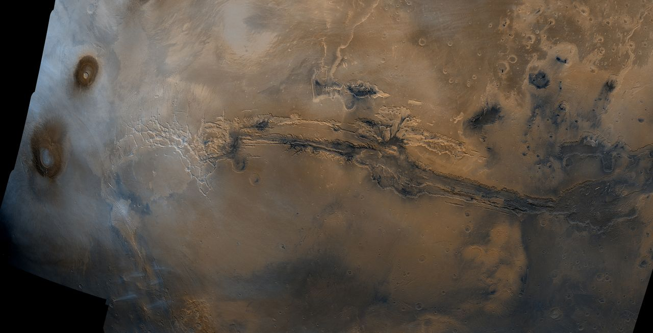 Mysterium Mars - Bildquelle: 2015 A&E Networks, LLC