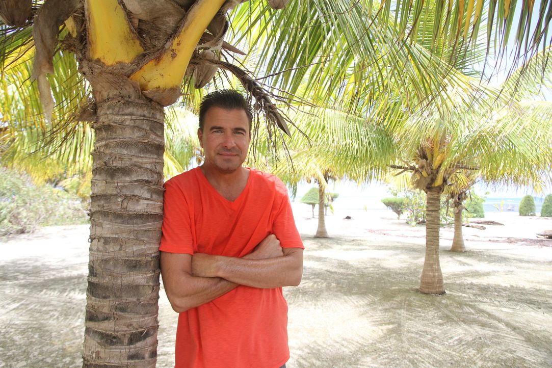 Willkommen im Paradies: Traumhafte Strände, üppiger Dschungel, Schokoladenwein und Algen-Rum-Smoothies verzaubern Bar-Profi Jack Maxwell in Belize .... - Bildquelle: 2014, The Travel Channel, L.L.C. All Rights Reserved.