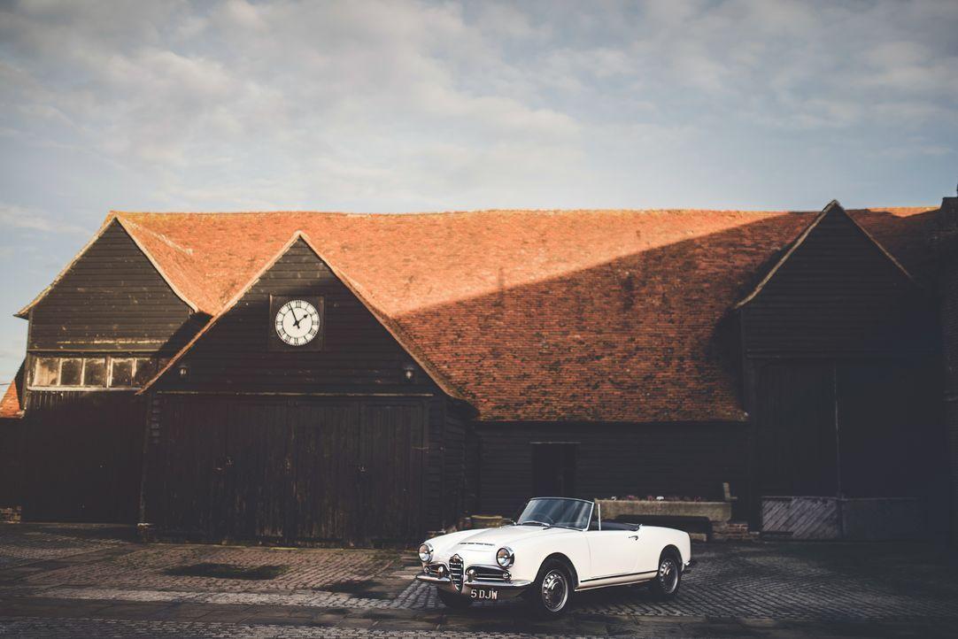 Alfa Romeo: Giulias Auferstehung - Bildquelle: National Geographic Channels