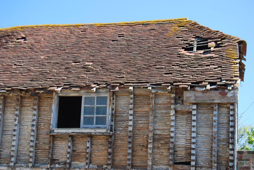 """Architekt George Clarke baut in """"Restoration Man - Retter der Ruinen"""" aus einem ausgedienten Wasserturm, einer verfallenen Kirche oder aber auch aus... - Bildquelle: 2014 Cable News Network, Inc. A TimeWarner Company All rights reserved"""