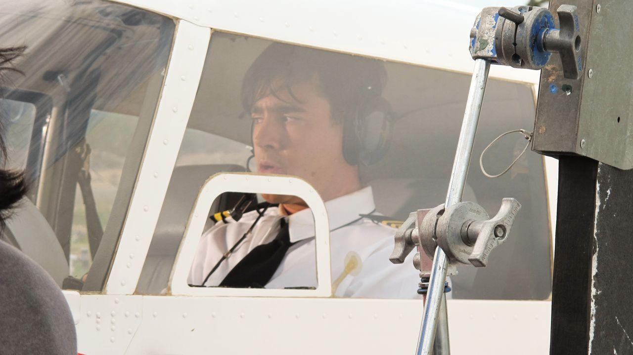 Das verschwundene Flugzeug - Bildquelle: Discovery Communications