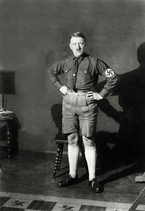 Hitler mal volksnah - Bildquelle: Time Life Pictures/Getty Image