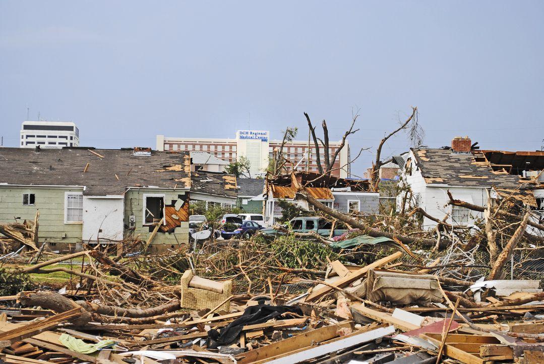 Tornado-Saison - Bildquelle: Back2Back Productions