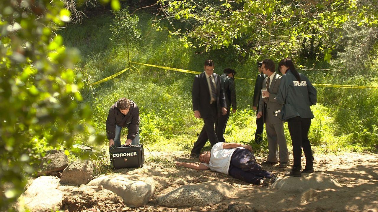 Lieutenant Joe Kenda und sein Team haben in Colorado Sprin eine sehr hoheAufklärungsrate. Werden sie es auch dieses Mal schaffen, den Täter zu finde... - Bildquelle: Jupiter Entertainment