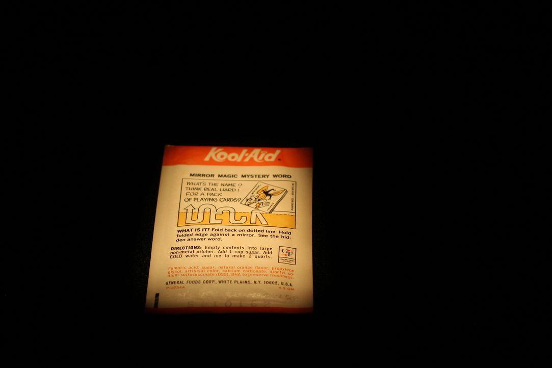 1927 entdeckte Edwin Perkins die Möglichkeit, einem Konzentrat die Flüssigkeit zu entziehen, sodass ein Pulver entstand, Kool-Aid war geboren ... - Bildquelle: 2014, The Travel Channel, L.L.C. All Rights Reserved.