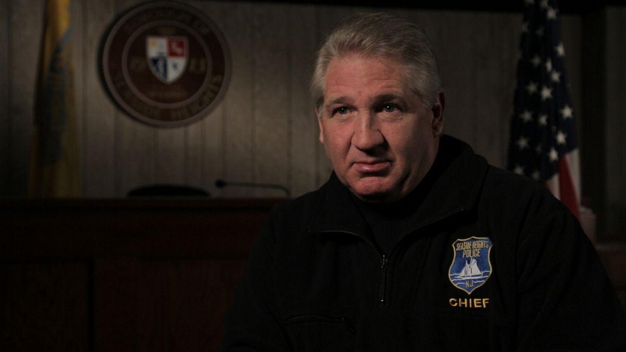 Polizei-Chef Tom Boyd spricht über den Supersturm: Sandy ist der größte atlantische Hurrikan seit Beginn der Wetter-Aufzeichung und richtete am 29.... - Bildquelle: 2014 The Weather Channel LLC