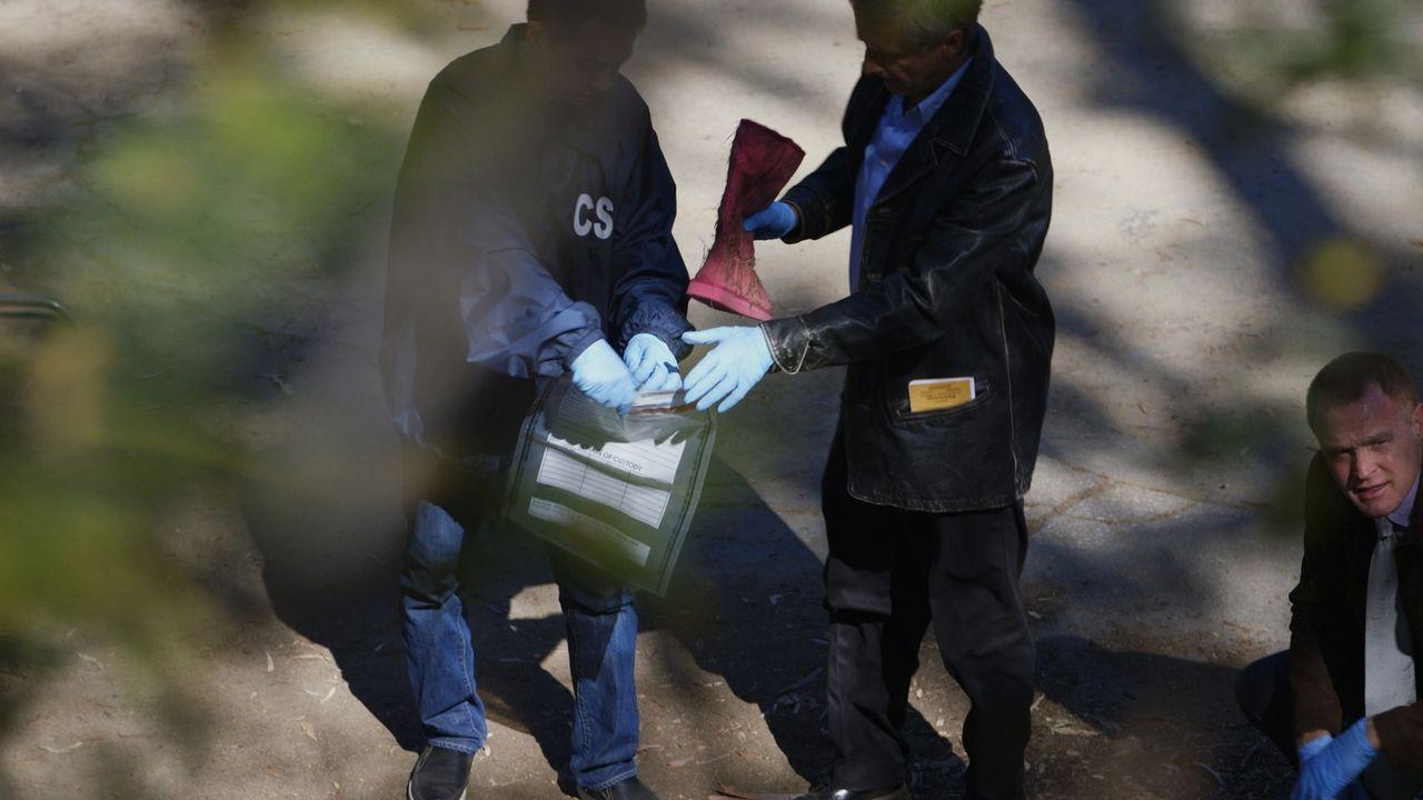 Als die Polizei in einem abgelegenen Naturschutzgebiet in Pennsylvania die Überreste der 23-jährigen Ashley Kline findet, suchen die Ermittler am Ta... - Bildquelle: LMNO Cable Group