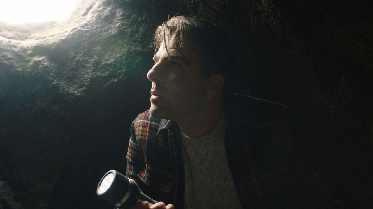Zachary Quinto - Bildquelle: A&E Networks