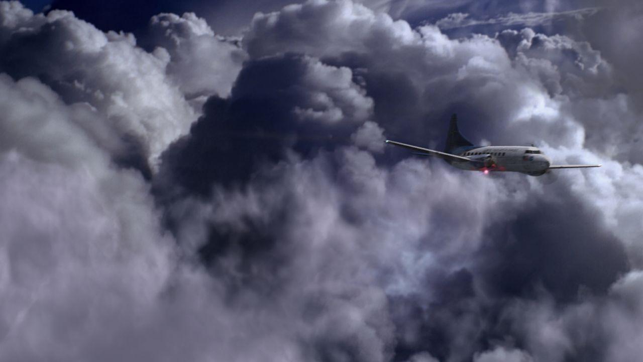 Der Hurrikan steuert unaufhaltsam und mit vernichtender Kraft auf ein besonders verwundbares Ziel zu: New York ... - Bildquelle: BBC