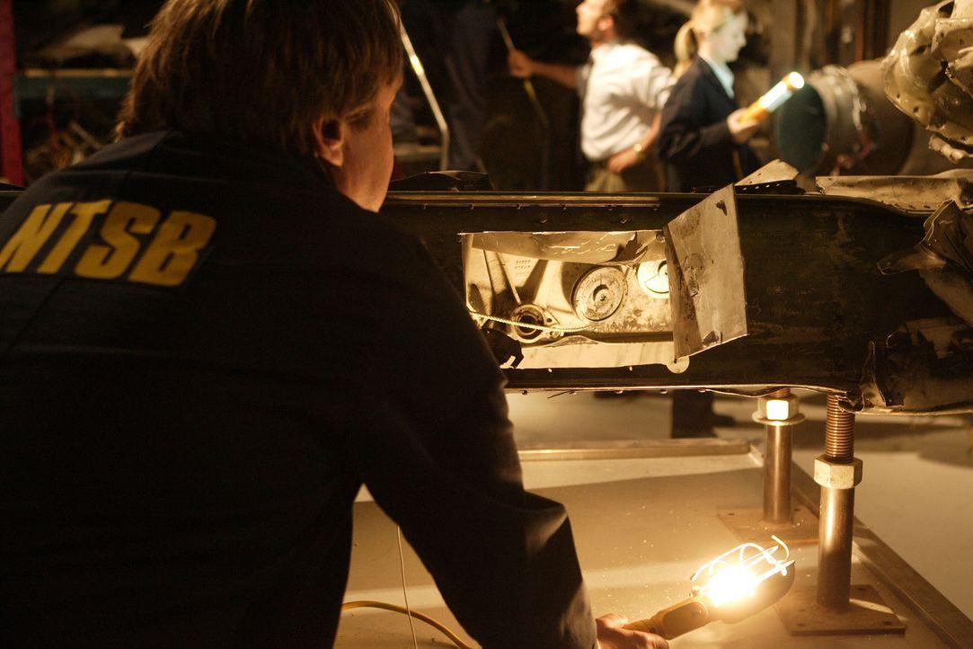 Chaos im Cockpit - Bildquelle: Ian Watson Cineflix 2009