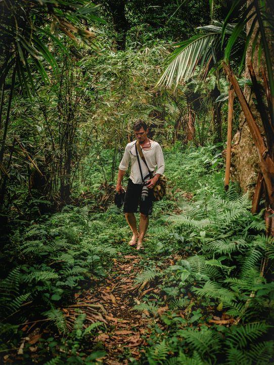 Bill Weir besucht Stammesvölker in Vanuatu, wahrscheinlich eines der letzten Paradiese, und porträtiert Menschen, deren Welt sich gerade dramatisch... - Bildquelle: Philip Bloom 2015 Cable News Network. A Time Warner Company. All Rights Reserved.