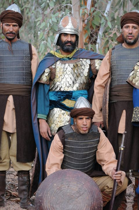Die großen Geheimnisse Saladins: Wie gelang es dem arabischen Herrscher, Kreuzritter zu besiegen und ein so mächtiges arabisches Reich zu erschaffen... - Bildquelle: 2011 - Parthenon Entertainment Ltd. All rights reserved.