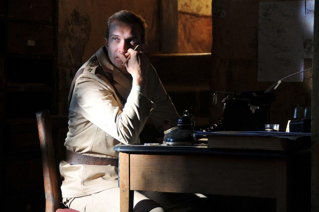 Der britische Offizier, Archäologe, Geheimagent und Schriftsteller Thomas Edward Lawrence (Foto) ging als Lawrence von Arabien in die Geschichte ein. - Bildquelle: 2011 - Parthenon Entertainment Ltd. All rights reserved